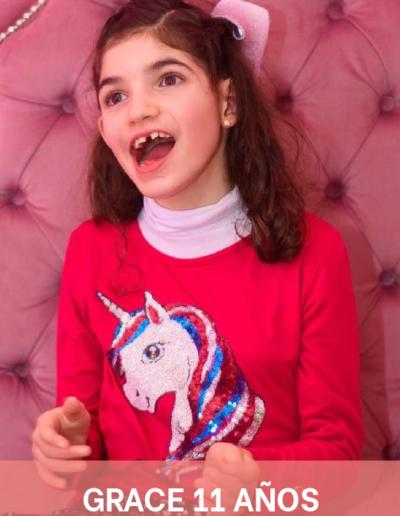 Grace 11 años